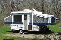 pop-up camper