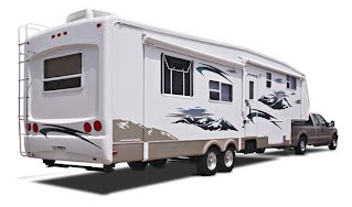 5th wheel rv trailer